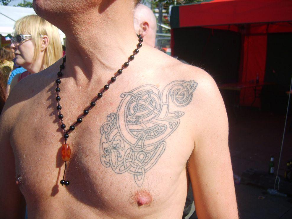 Belfast-Pride-August-2008-Shanes-front-tattoo