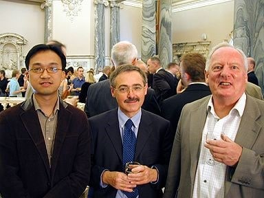 Pride-Belfast-civic-dinner-Brian-Gilmore-and-Jeff-Dudgeon-right-2004
